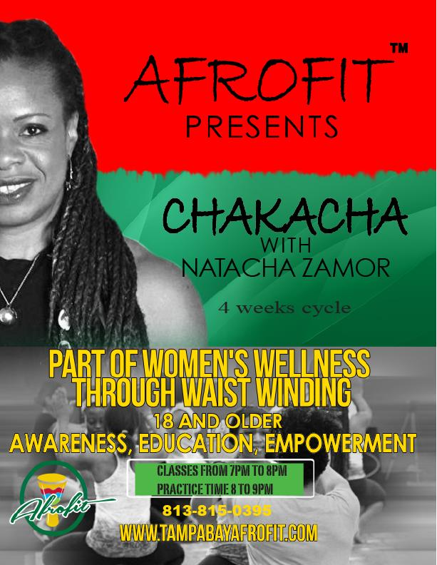 TampaBay Afrofit - Chakacha Classes
