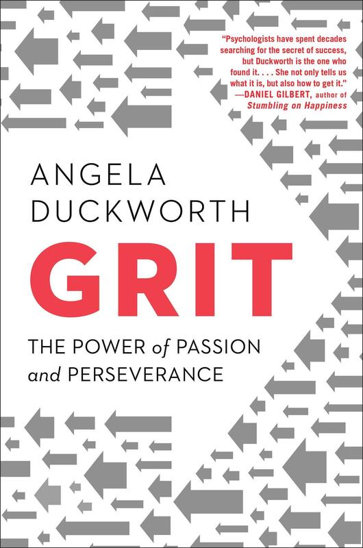 Leadership Luncheon Book Club- Grit