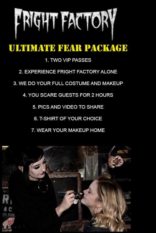 Ultimate Fear Package for 2
