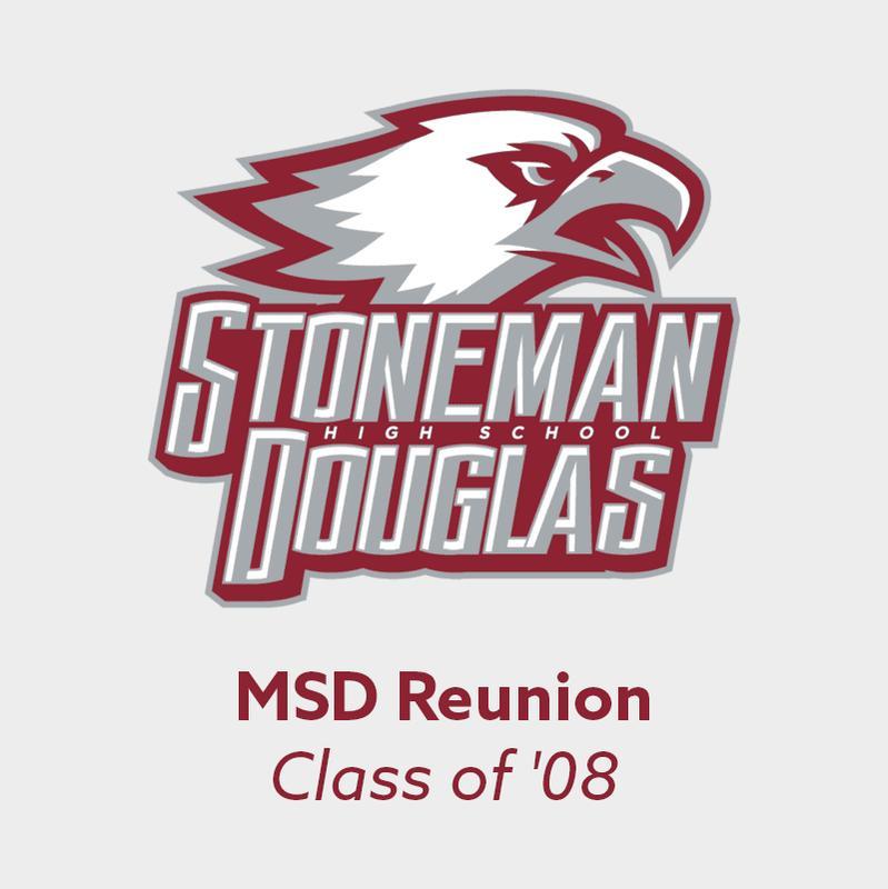 Marjory Stoneman Douglas Class of 2008 Hosts An MSD Reunion