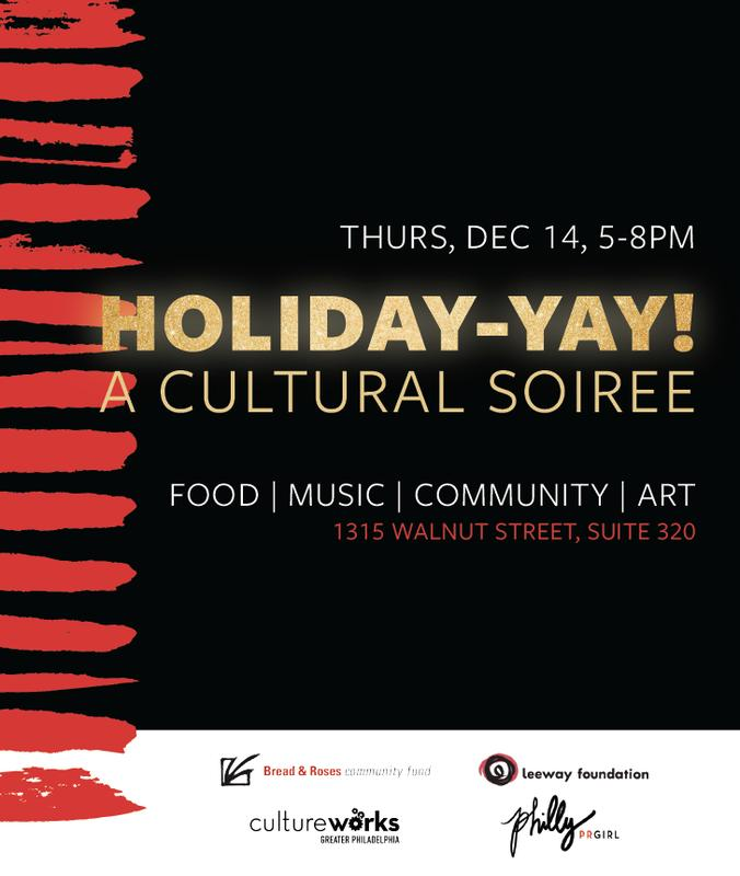 Holiday-Yay! A Cultural Soiree