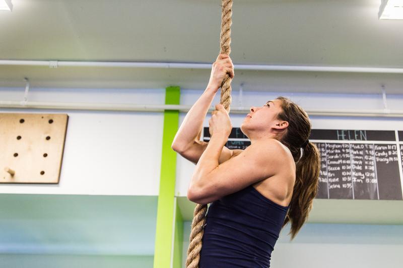Pull-ups & Rope Climb workshop Saturday June 2nd