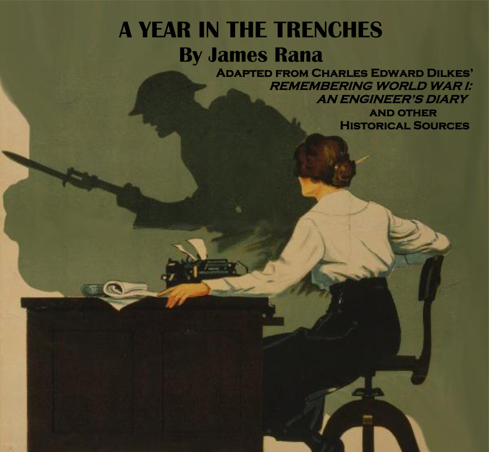 Image result for a year in the trenches