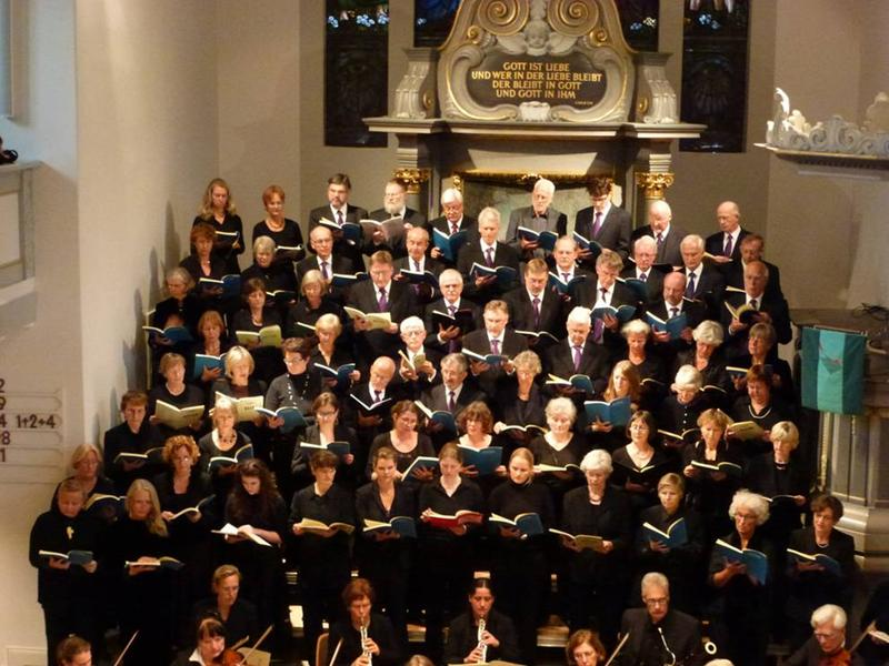"""Wister and More!"" presents the Hamburg-Flottbek Church Choir"