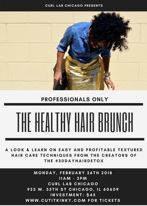 The Healthy Hair Brunch