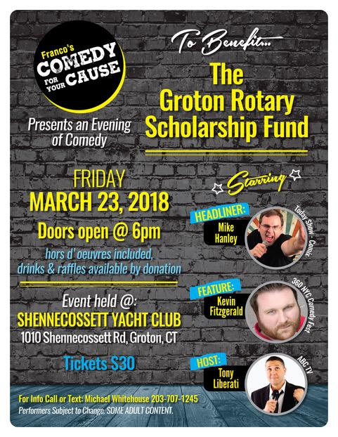 Comedy for a Cause 2018