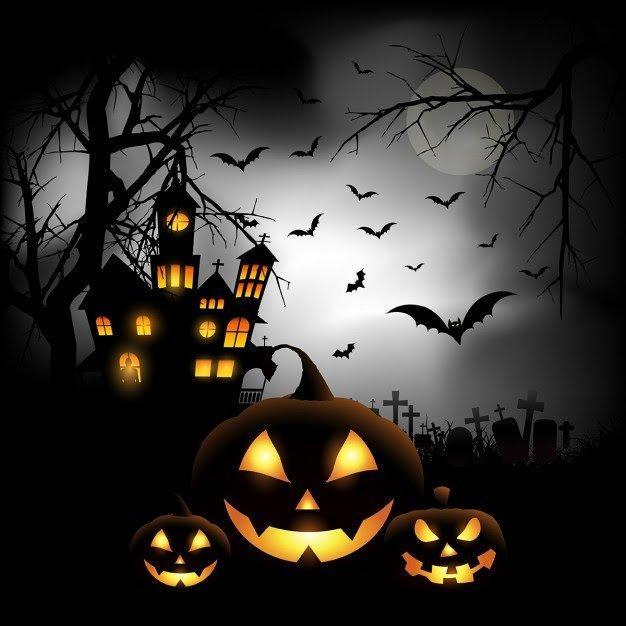 After hour design Halloween