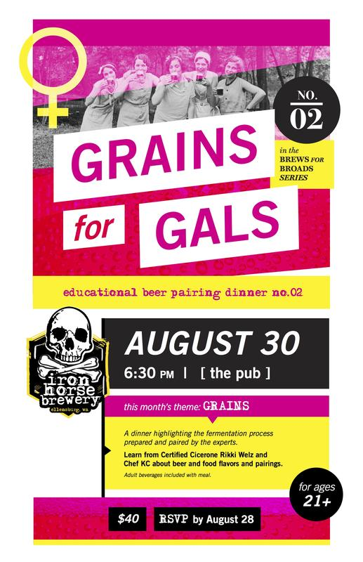 Grains for Gals