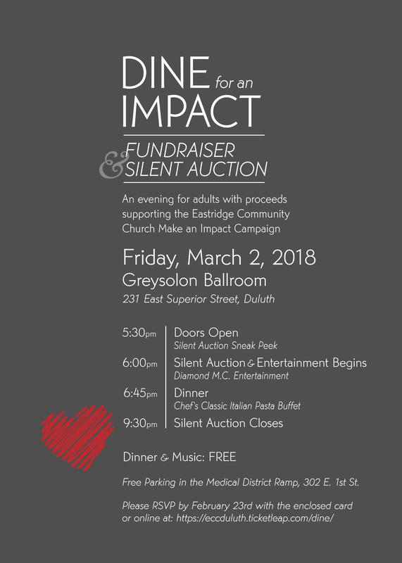 Dine For An Impact 2018