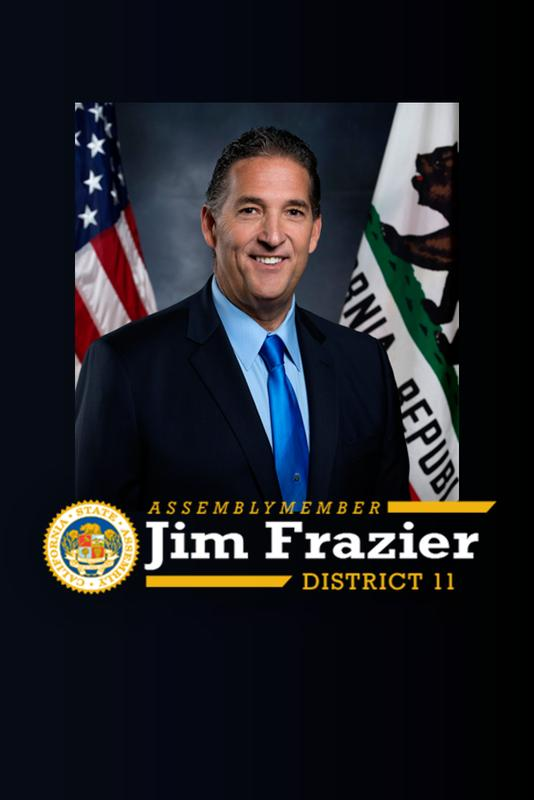ACEC October Town Hall with JimFrazier, State Assembly District 11
