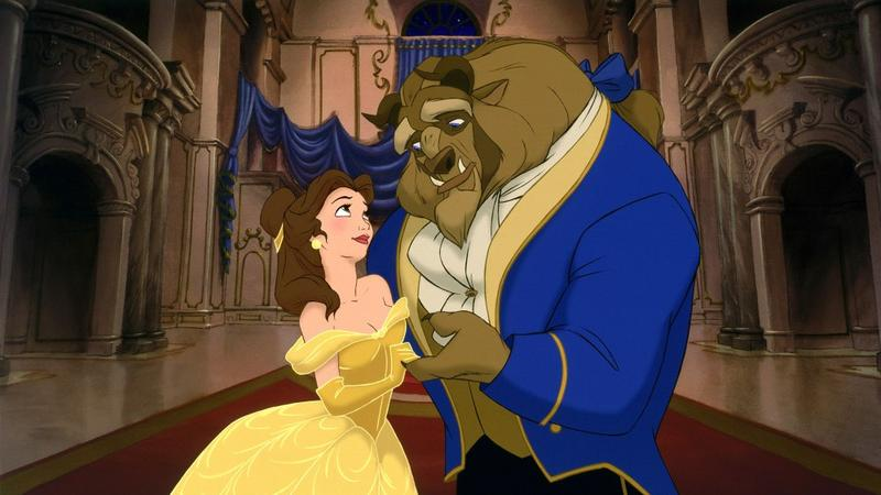 Beauty & the Beast with Princess Tea Party