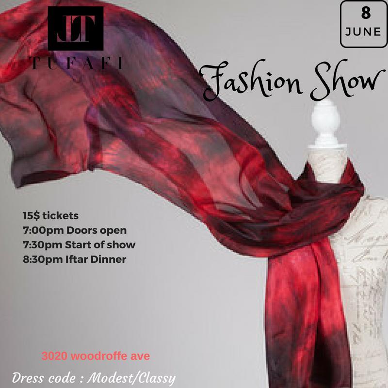 Tufafi's Fashion Show