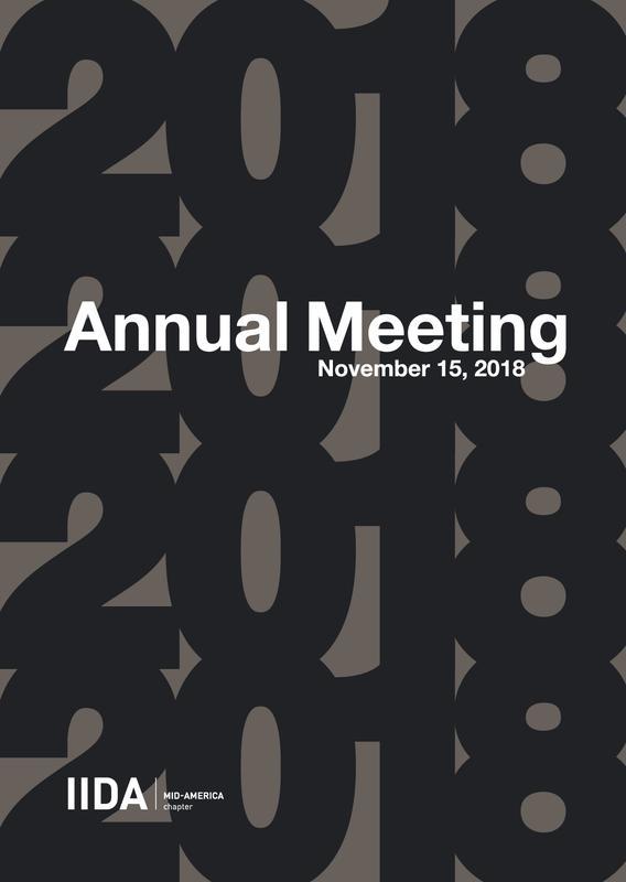 IIDA Mid America | Annual Meeting 2018