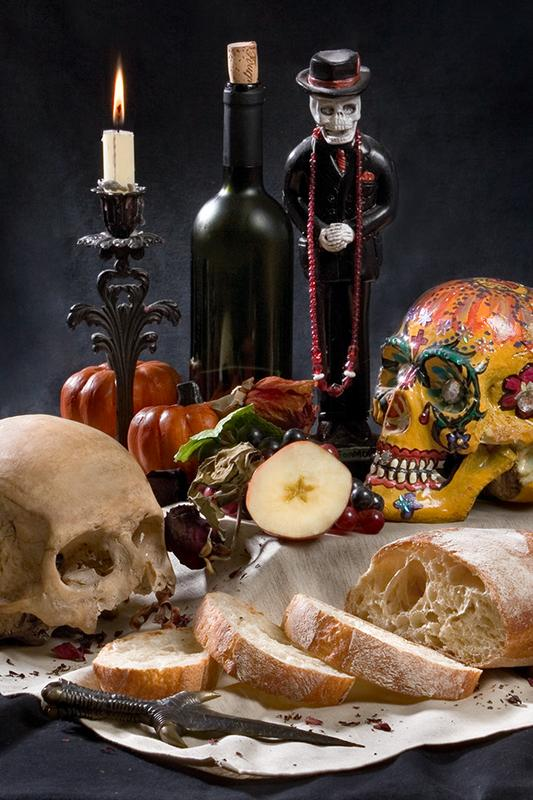 The Dumb Supper: Dinner with the Dead