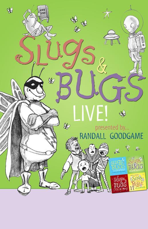 Slugs and Bugs Live in Corpus Christi