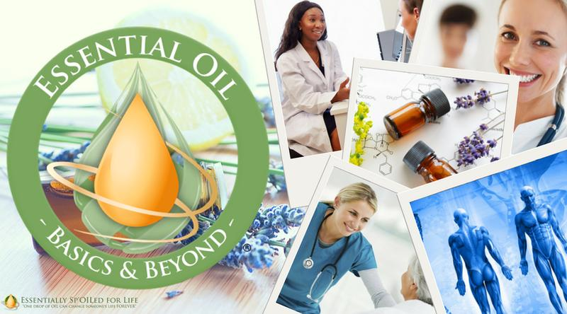 Essential Oil Basics & Beyond: August 18th, Gainesville, FL