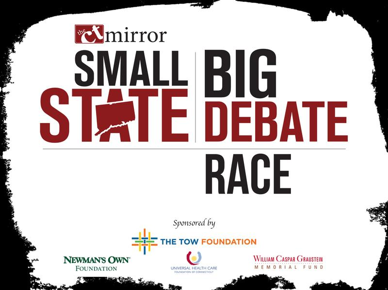 """The CT Mirror Signature Event: """"Small State, Big Debate: Race"""""""