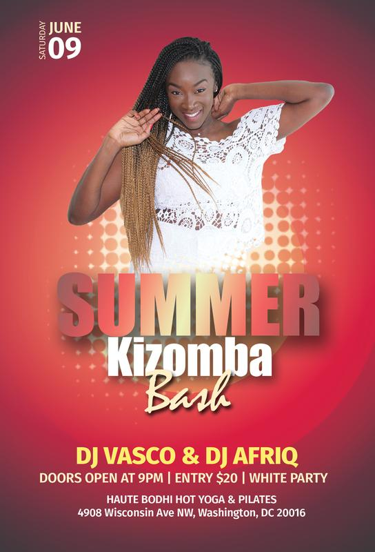 Summer Kizomba Bash D.C.
