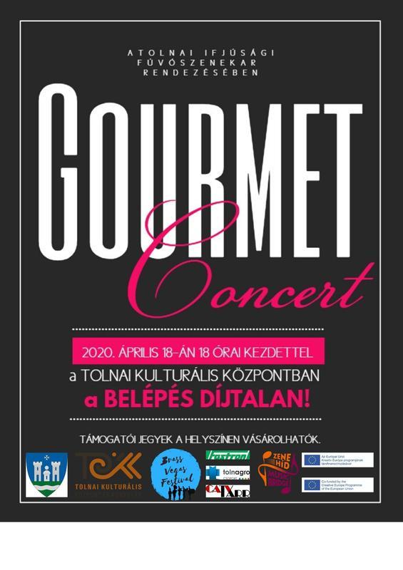 Gourmet Concert