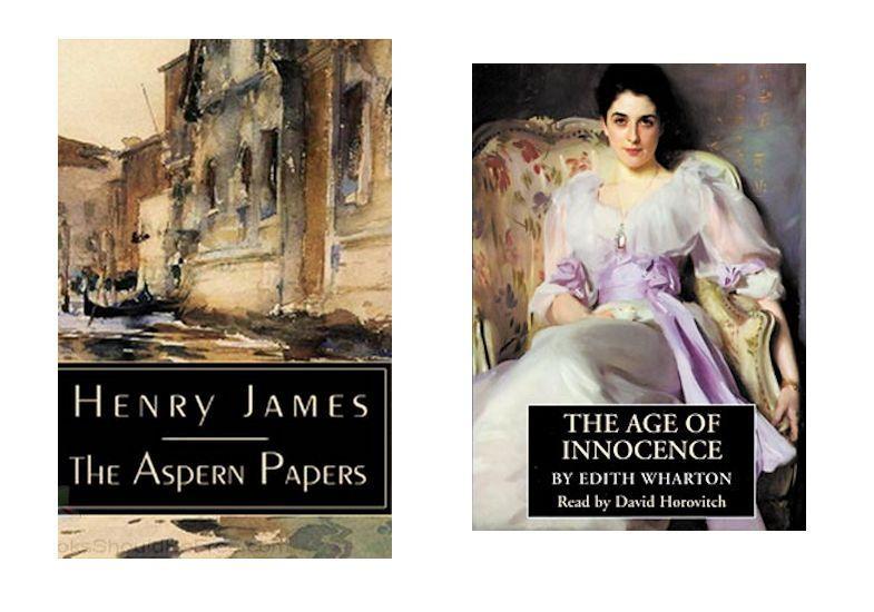 Portals Unabridged: Henry James and Edith Wharton