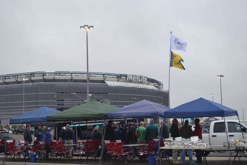JETS VS CHIEFS TAILGATE