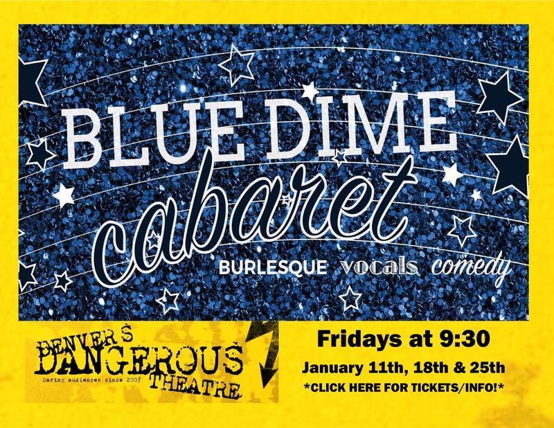 Blue Dime Cabaret