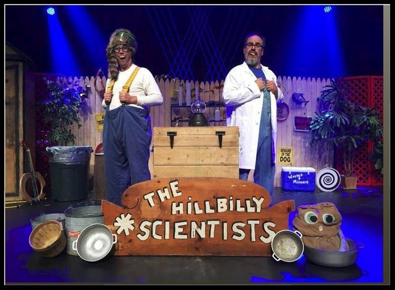 Hillbilly Silly Science Spectacular