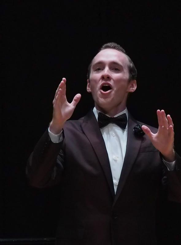 Opera Arias and More: Mark Thomsen, Tenor