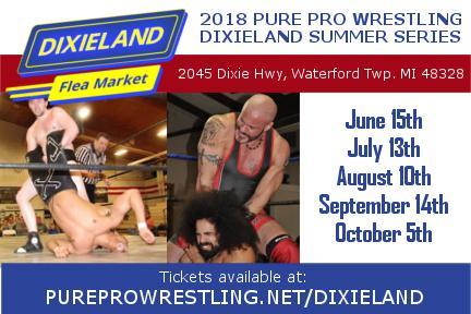 2018 Dixieland Series