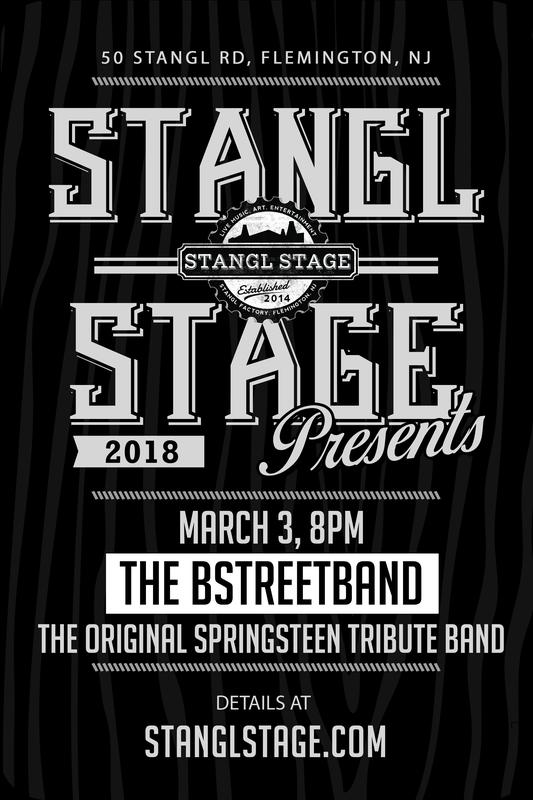 BSTREETBAND - The Original Springsteen Tribute Band