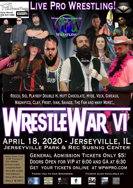 Wrestlewar6