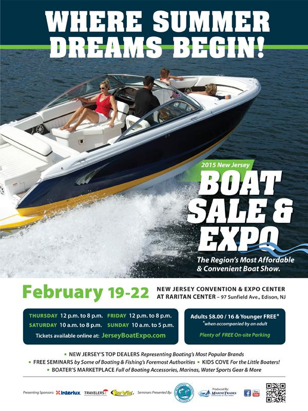 2015 New Jersey Boat Sale & Expo