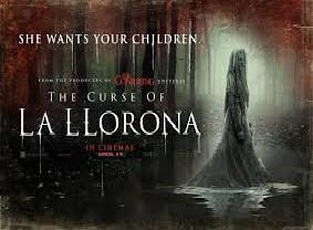 THE CURSE OF La LLORONA / SHAZAM