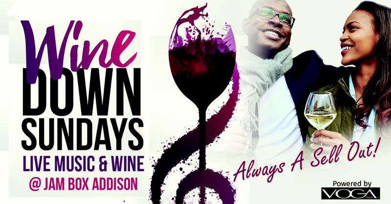 Wine Down Sunday