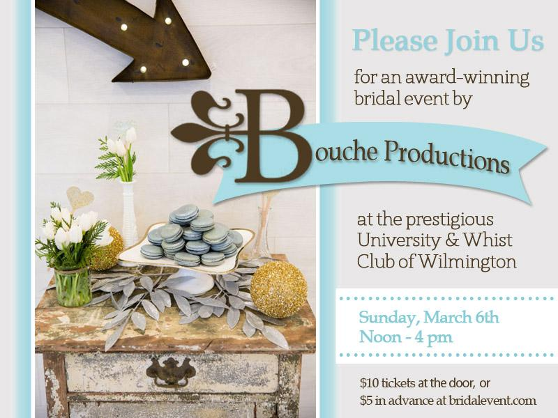 The Wilmington Luxury Bridal Show and Expo