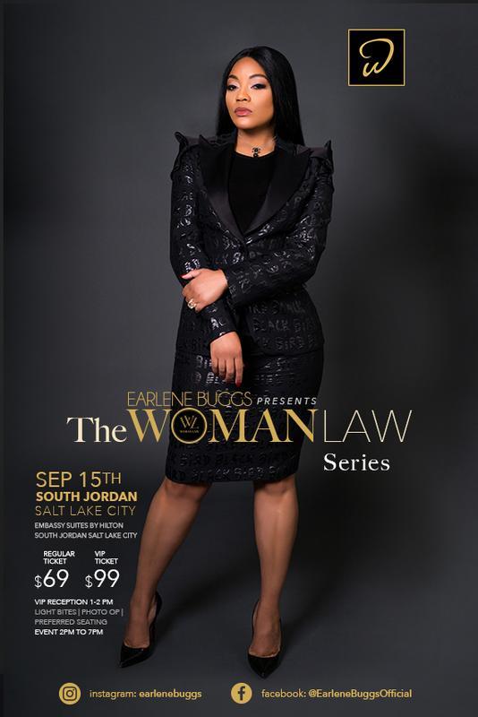 The Woman Law Series - Salt Lake City