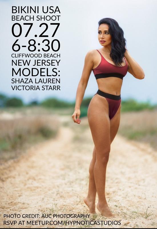 07/27 - Bikini USA Swimsuit Shoot @ Cliffwood Beach, NJ