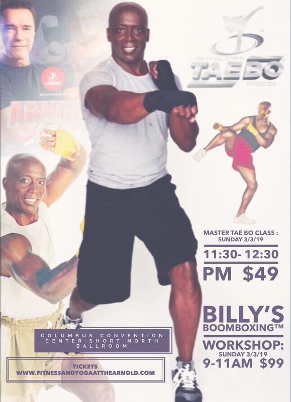 Billy Blanks Taebo Fitness