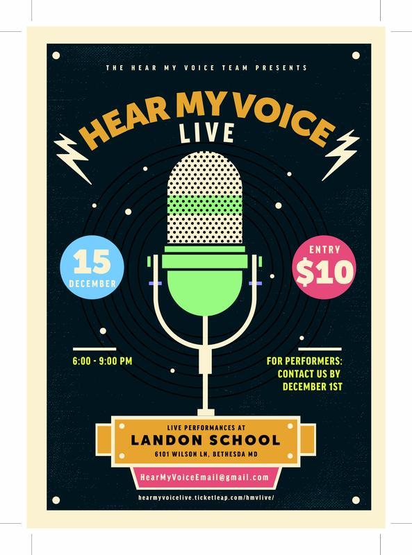 Hear My Voice Live