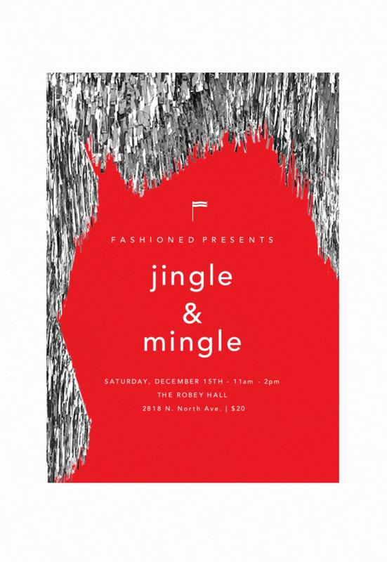 FASHIONED Presents: Jingle & Mingle 2018
