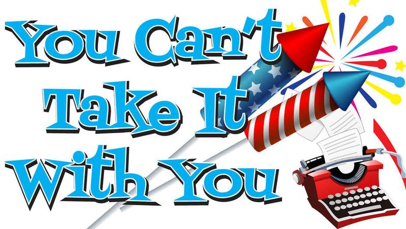 You Can't Take it With You - The Classic Comedy at All An Act Theatre!