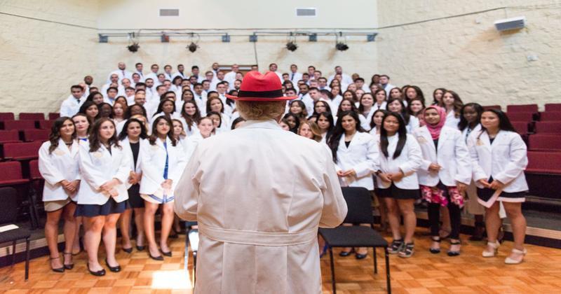 FIU HWCOM Class of 2022 White Coat Ceremony