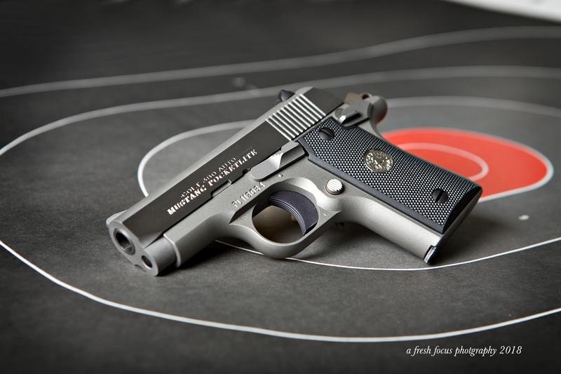 Basic Handgun 7/6 at NH