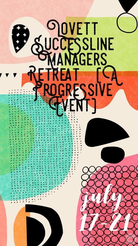 Lovett Successline Managers Retreat