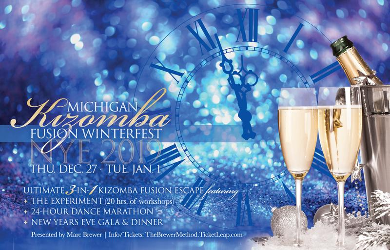 Michigan Kizomba Fusion Winterfest
