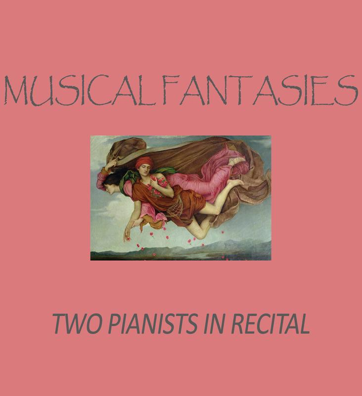 SOLO PIANISTS IN RECITAL (Ivy Hall)
