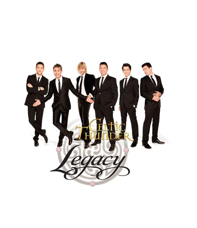 Celtic Thunder Legacy Tour