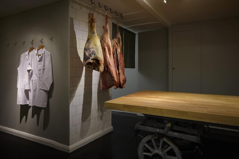 Butchery Classes @ The Quality Chop House