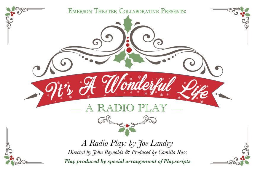 It 39 S A Wonderful Life A Radio Play Tickets In Sedona Az United States