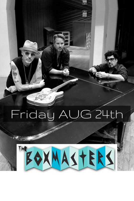 Billy Bob Thornton & The Boxmasters
